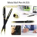 Metal Ball Pen H215