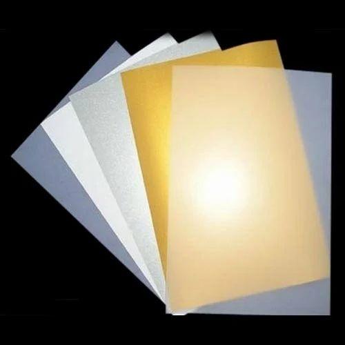 image relating to Printable Plastic Sheets titled Offset Printable Pvc Sheet