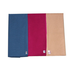 Multicolor Plain Dyed Rubia Fabrics