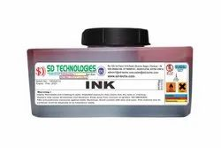 Dominoo Reservoir 1200 Ml Red Ink CIJ Printer