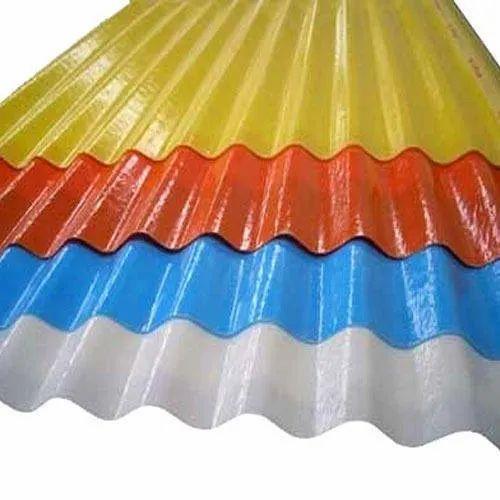 Frp Sheet Frp Corrugated Sheet Manufacturer From Pune