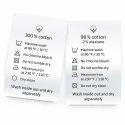 Washcare Label