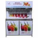 Semi-Automatic Soda Dispenser Machine