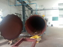 Horizontal Autoclave Rubber Pully Vulcanizing