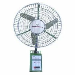 Servicing Of Almonard Make Industrial Fan With Spares