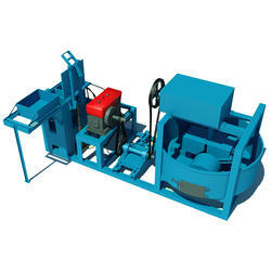 Diesel Fly Ash Bricks Making Machine