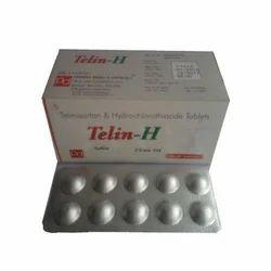 Telmisartan  40 mg & Hydrochlorothiazide 12.5 mg
