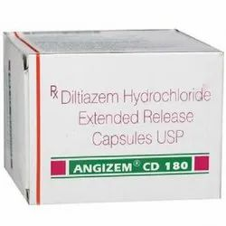 Angizem CD 180 mg Capsules