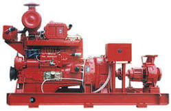 Diesel Engine Driven Fire Fighting Pump Parts