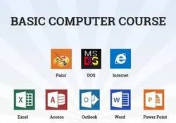 Basic Computer Course, Training Duration: 6 Months