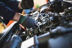 Waterwash & Lubrication Facility Car Repair Services, Service Center