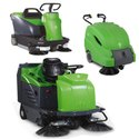 Industrial Sweeping Machines