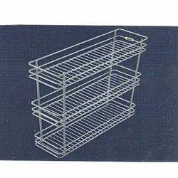 Triple Pull Out Basket
