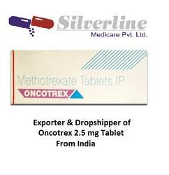 Oncotrex 2.5 mg Tablet