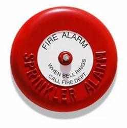 Plastic Red Sprinkler Alarm, For Fire System