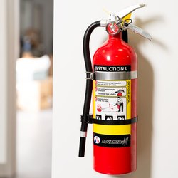 ABC POWDER  FIRE EXTINGUISHER 06 KG