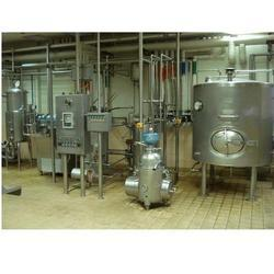 Milk Pasteurizers Plant