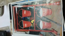 Fire Buckets Stand