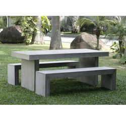Concrete Benches Cement Benches Suppliers Traders