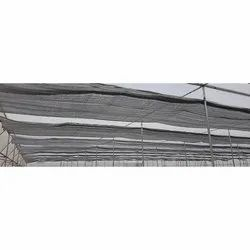 Plastic Black Thermal Shade Net, 35 % To 90 %, Packaging Type: Roll