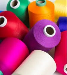 Bright Yashvi Tex 150/Nsy Polyester Dyed Yarn for Textile Industry