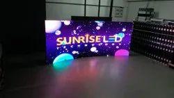 P3.7Curve LED Display Screen