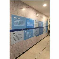 Wall Branding Service