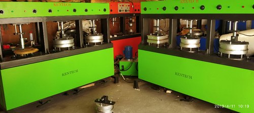 Kentech - Manufacturer of Areca Plates Making Machines