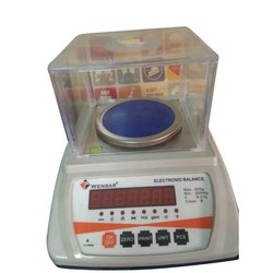 Stainless Steel Wensar Jewellery Weighing Scale
