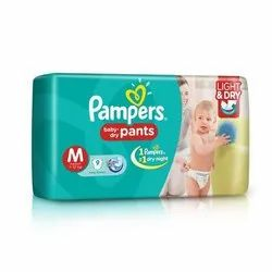 Pampers Baby Dry Pant, Age Group: 3-12 Months