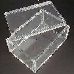 Acrylic Transparent Box, 2-5 Mm, Rectangle