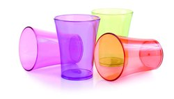 Plastic Spring Glass