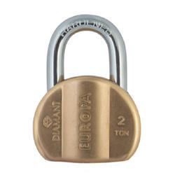 Europa Round Padlock Door Lock