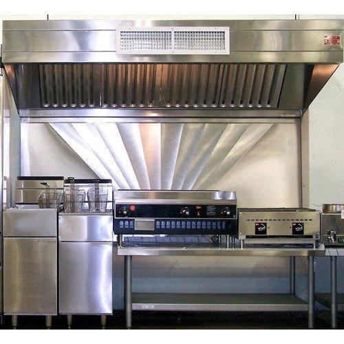 Hotel Kitchen Exhaust System At Rs 20000 Piece Exhaust