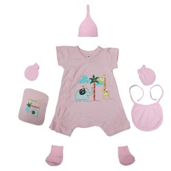 Male Sozo Buddies Newborn Premium Gift Set Combo Pack Of 6 Items, Age Group: Newly Born,0-1yr