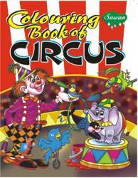 Colouring Book of Circus Book