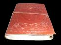 Celtic Embossed Handmade Leather Journal