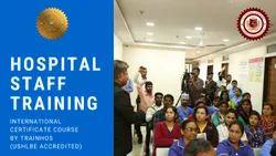 50 To 500 Friday Saturday Sunday Hospital Staff Training, in Pan India
