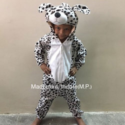 Printed Dog Costume