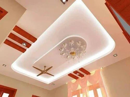 Ahmad P.O.P Plaster Of Paris Ceiling in Azad Nagar ...