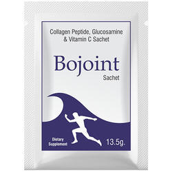 Bojoint Sachet ( Collagen Peptide 10 Gm Glucosamine 1.5 Gm Vitamin C 35 Mg Methylcobalamine 15)