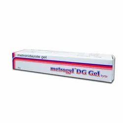 METRONIDAZOLE METROGYL DG GEL