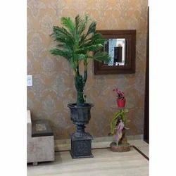 Cast Iron Decorative Indoor Flower Pot