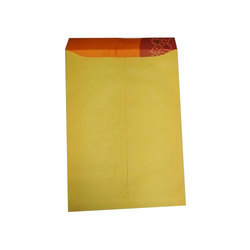 Paper And Old Cloth Cloth Envelope, Packaging Type: Poly Pack