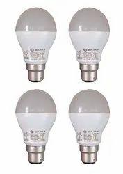 Aluminum Round bajaj Type Led Bulbs