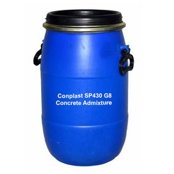 Conplast SP430 G8 Concrete Mixture