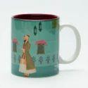 Maharaja Printed Mug