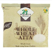 24 Mantra Organic Atta Whole Wheat