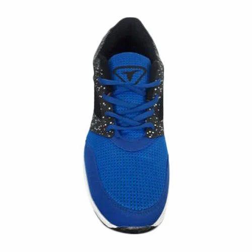 brand new fecbd 556e3 Blue Mega One Running Shoes