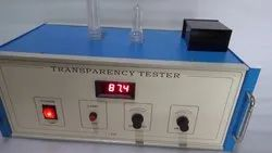 Transparency Tester